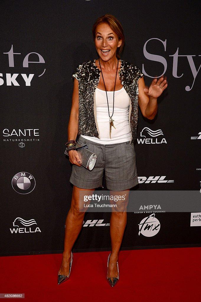 Caroline Beil attends the Michalsky Style Night at Tempodrom on July 11 2014 in Berlin Germany