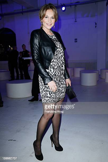 Caroline Beil attends the Mira Award 2013 on January 24 2013 in Berlin Germany