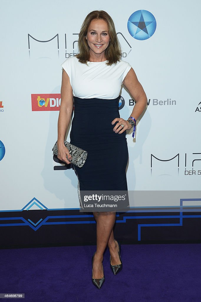 Caroline Beil attends the Mira Award 2014 at Station on January 23 2014 in Berlin Germany