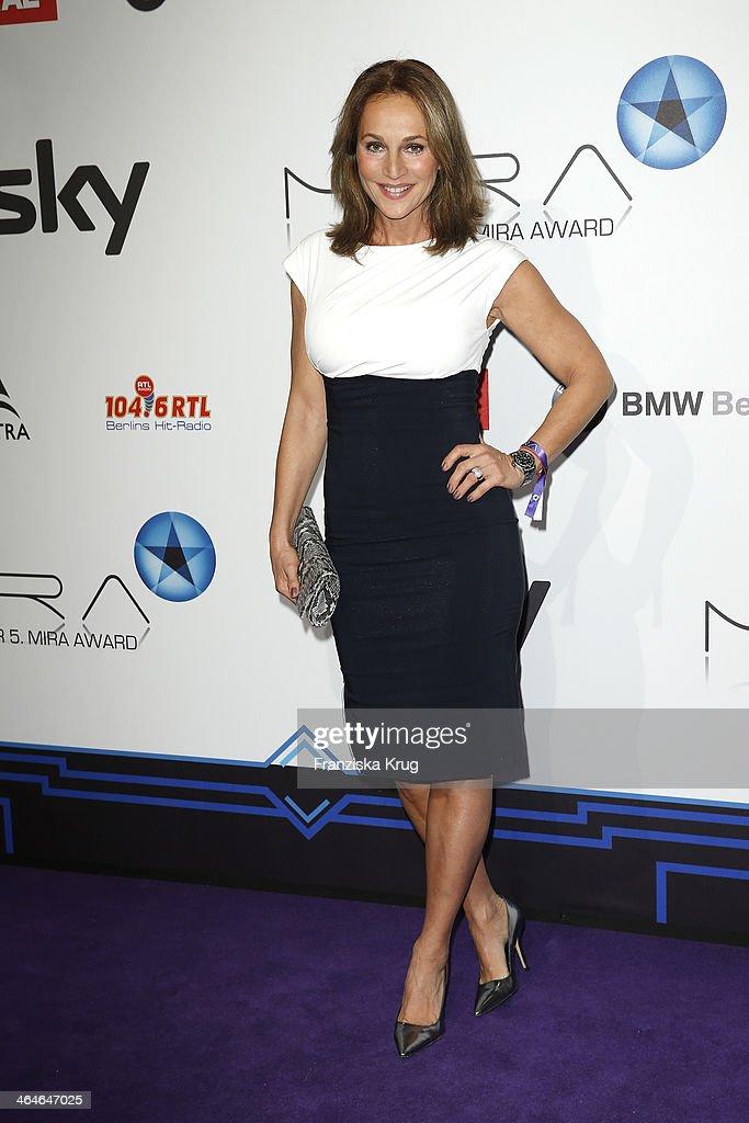 Caroline Beil attends the Mira Award 2014 on January 23 2014 in Berlin Germany