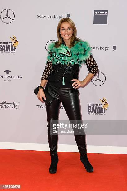 Caroline Beil attends the Tribute To Bambi 2014 at Station on September 25 2014 in Berlin Germany