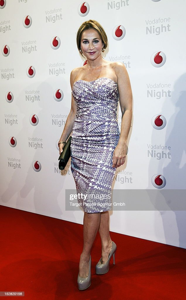 <a gi-track='captionPersonalityLinkClicked' href=/galleries/search?phrase=Caroline+Beil&family=editorial&specificpeople=226721 ng-click='$event.stopPropagation()'>Caroline Beil</a> attends the Vodafone Night at Hotel de Rome on September 26, 2012 in Berlin, Germany.