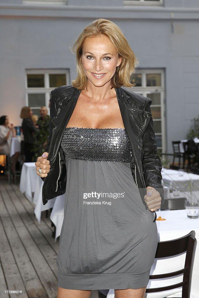 Caroline Beil attends the Wanawake Ladies Dinner at The Grand on June 30 2013 in Berlin Germany