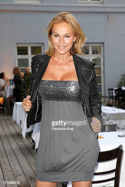 Caroline Beil attends the Wanawake Ladies Dinner at The Grand on June 30 2013 in Berlin Germany