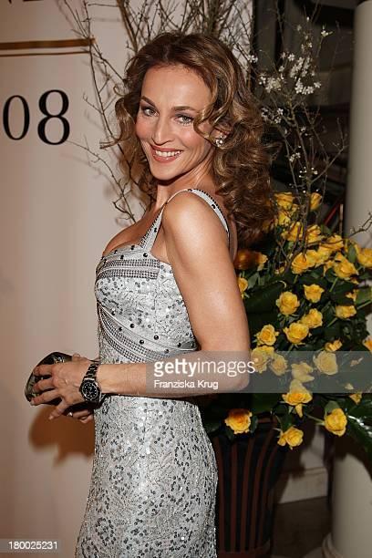 Caroline Beil Beim Deutschen Opernball In Der Alten Oper In Frankfurt Am Main