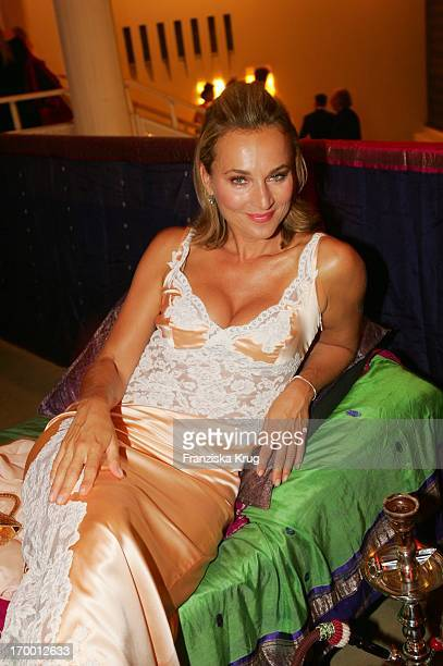 Caroline Beil In The After Party The 55th Ceremony Of The 'German Film Award' in the Berlin Philharmonic Hall on 080705