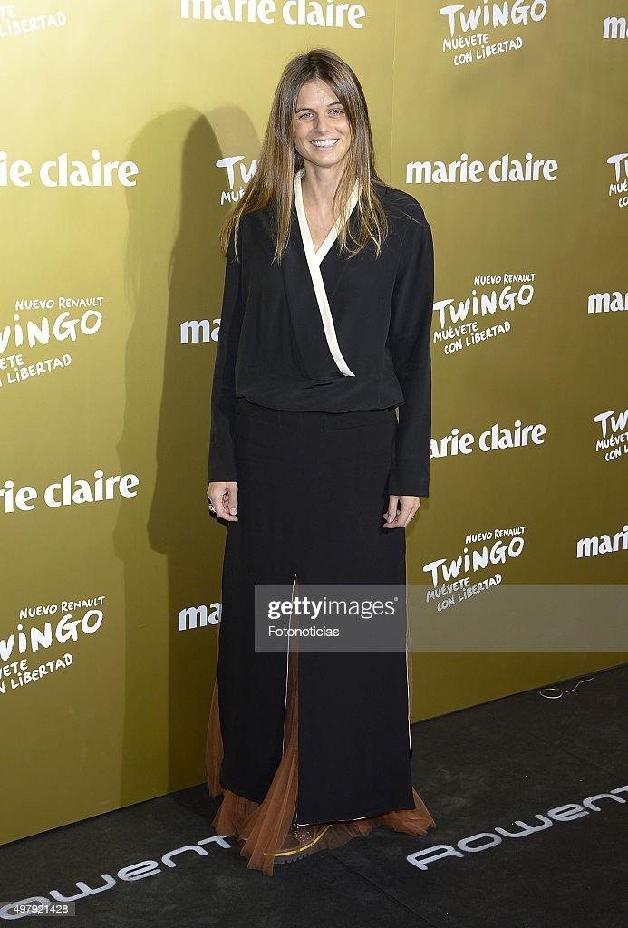 Caroline Castigliano attends the 2015 Marie Claire Prix de la Mode at Callao Cinema on November 19 2015 in Madrid Spain