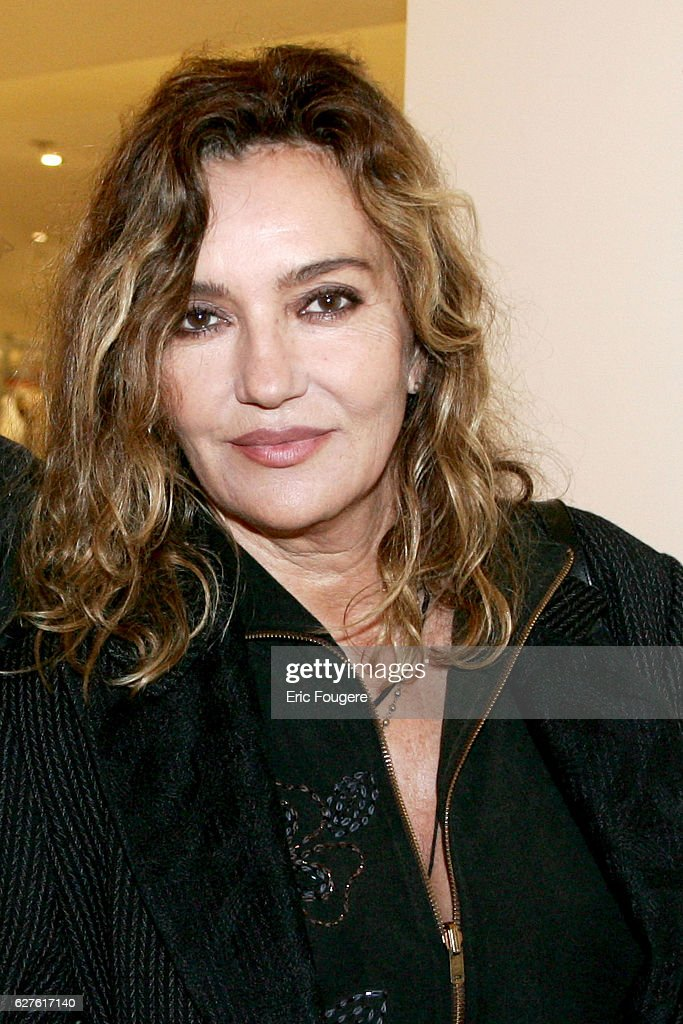 Sylvie Vartan Hair