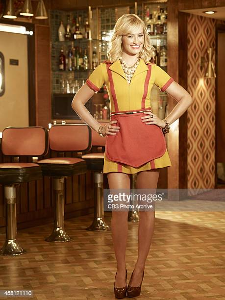 Caroline Channing on the show 2 Broke Girls on the CBS Television Network