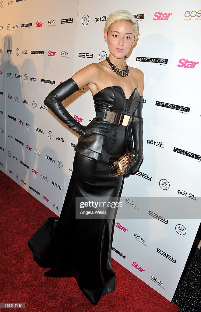 DJ Caroline D'Amore attends Star Magazine's Hollywood Rocks event held at Playhouse Hollywood on April 4, 2013 in Los Angeles, California.