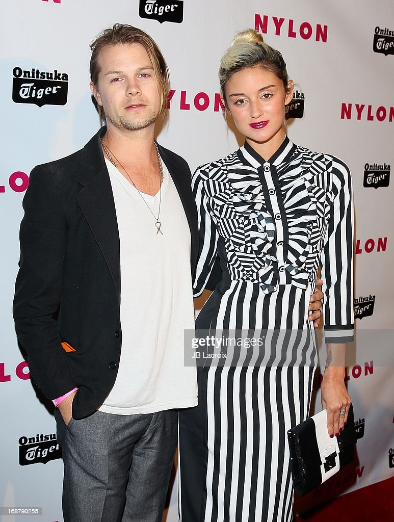 Caroline D'Amore attends the NYLON Magazine Annual May Young Hollywood Issue Party at The Roosevelt Hotel on May 14, 2013 in Hollywood, California.