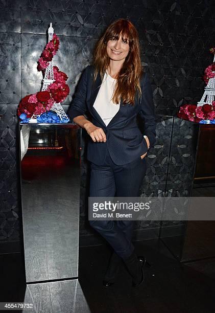 Caroline de Maigret attends as Lancome Caroline de Maigret host a private LFW dinner to celebrate 'How to be Parisian' at The Arts Club on September...