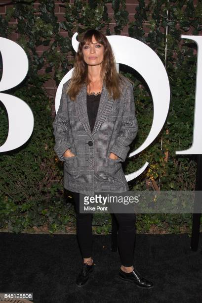 Caroline de Maigret attends the 2017 BoF 500 Gala at Public Hotel on September 9 2017 in New York City