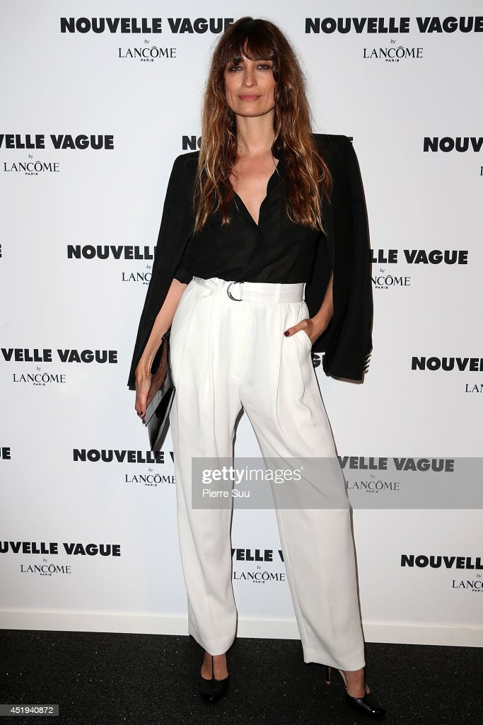 'Nouvelle Vague By Lancome' : Party At Palais Brogniart  - Paris Fashion Week : Haute Couture Fall/Winter 2014-2015