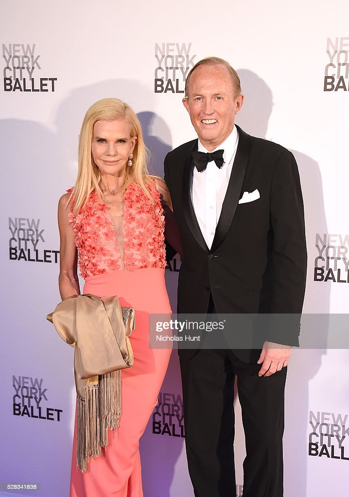 Caroline Dean and Mark Gilbertson attend New York City Ballet's Spring Gala at David H. Koch Theater at Lincoln Center on May 4, 2016 in New York City.