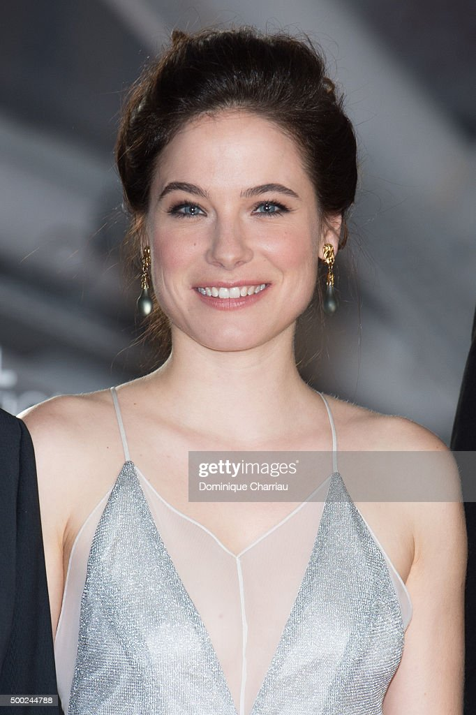 Caroline Dhavernas attends the tribute to Canadian cinema during the 15th Marrakech International Film Festival on December 6 2015 in Marrakech...
