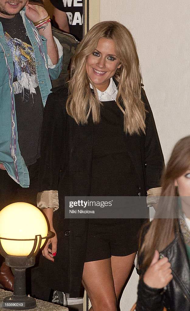 <a gi-track='captionPersonalityLinkClicked' href=/galleries/search?phrase=Caroline+Flack&family=editorial&specificpeople=4344399 ng-click='$event.stopPropagation()'>Caroline Flack</a> sighting on October 6, 2012 in London, England.