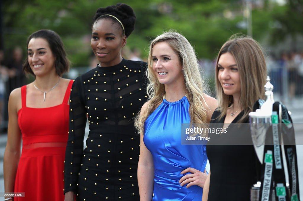 BNP Paribas WTA Finals Singapore presented by SC Global - Previews : News Photo