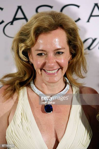 Caroline GruosiScheufele arrives at the Chopard Perfume Launch/Cascade Perfume Party at the Eden Rock during the 62nd International Cannes Film...