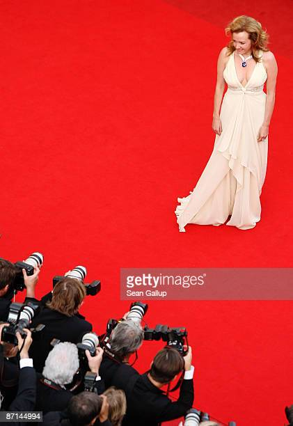 Caroline GruosiScheufele Chopard CoPresident attends the 'Up' Premiere at the Palais De Festival during the 62nd International Cannes Film Festival...