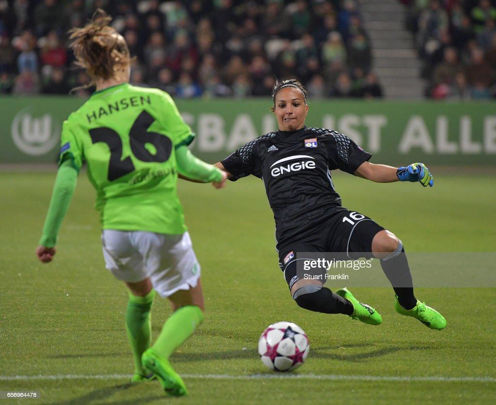 VfL Wolfsburg v Olympique Lyon - UEFA Women's Champions League