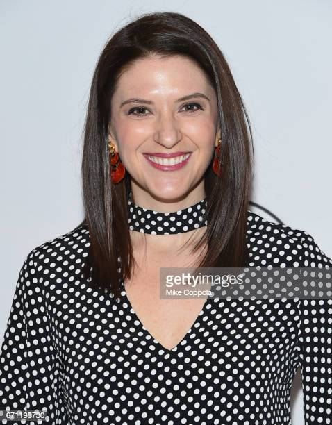 Caroline Hirsch attends Variety's Power Of Women New York at Cipriani Midtown on April 21 2017 in New York City