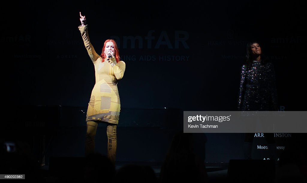 amfAR Milano 2015 - Dinner And Show