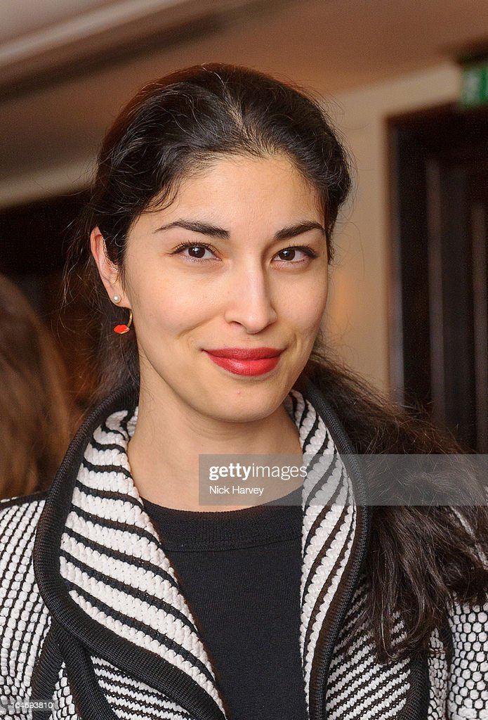 Caroline Issa attends as Net-A-Porter host private dinner to celebrate the launch of the Proenza Schouler excluisve capsule collection on March 26, 2013 in London, England.