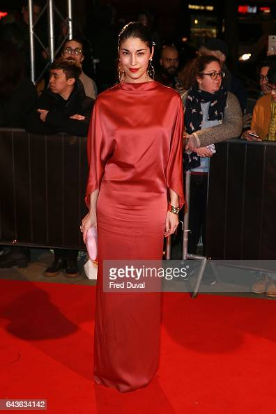 Caroline Issa attends The Naked Heart Foundation's London's Fabulous Fund Fair on February 21 2017 in London United Kingdom