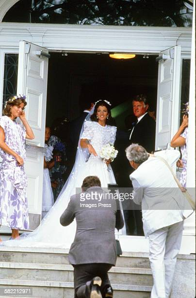 ted kennedy marriage stock photos and pictures getty images