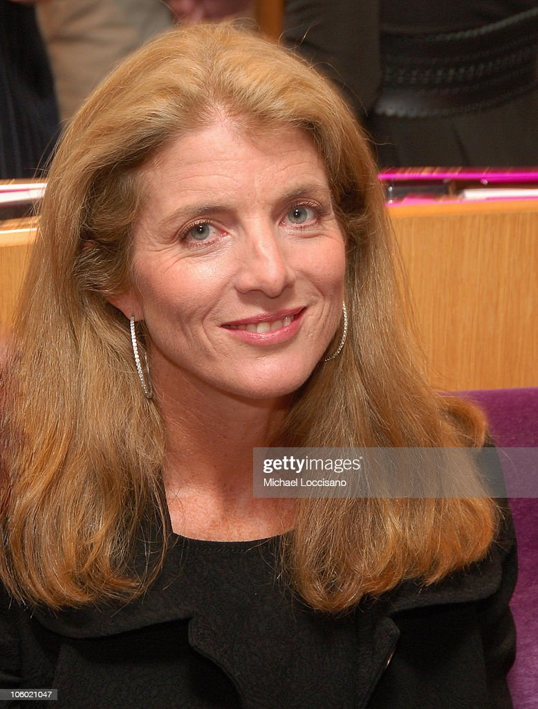 <a gi-track='captionPersonalityLinkClicked' href=/galleries/search?phrase=Caroline+Kennedy&family=editorial&specificpeople=93208 ng-click='$event.stopPropagation()'>Caroline Kennedy</a> during <a gi-track='captionPersonalityLinkClicked' href=/galleries/search?phrase=Caroline+Kennedy&family=editorial&specificpeople=93208 ng-click='$event.stopPropagation()'>Caroline Kennedy</a> and Cynthia Rowley Kick Off 'Shop for Class' at American Girl in New York City, New York, United States.