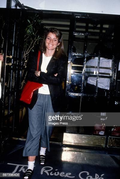 Caroline Kennedy Schlossberg circa 1989 in New York City