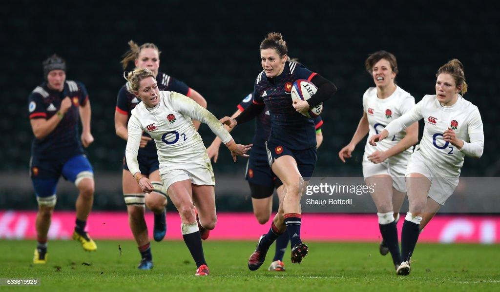 England Women v France Women - Womens Six Nations