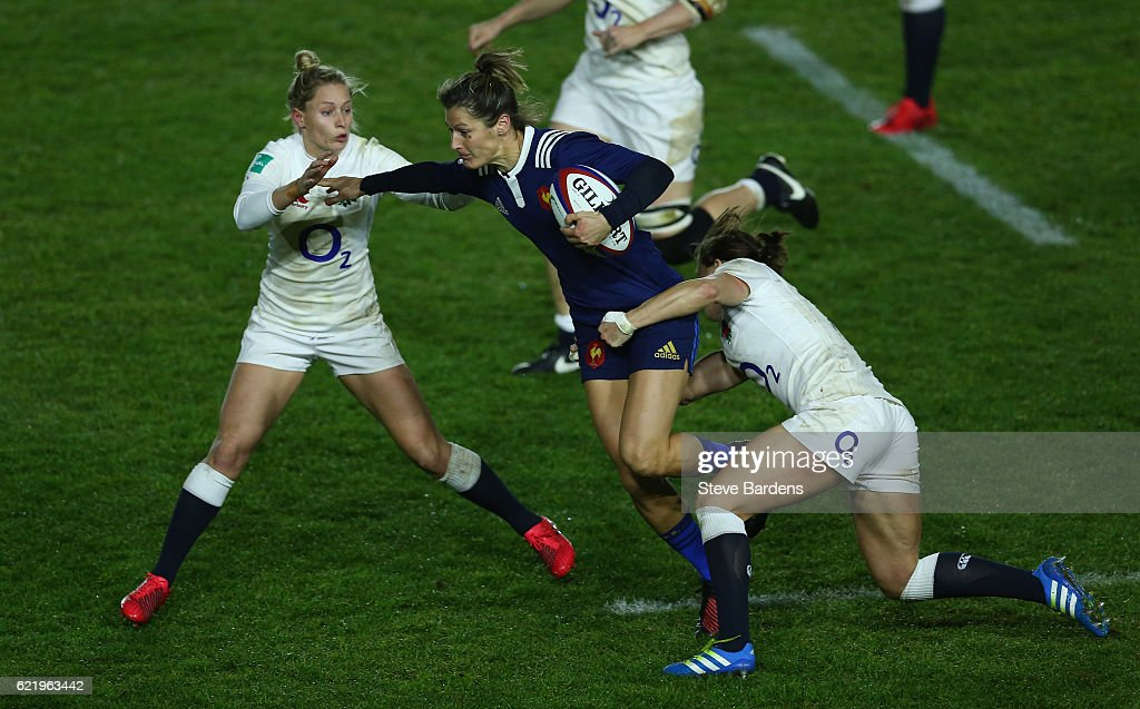 England Women v France Women - Old Mutual Wealth Series