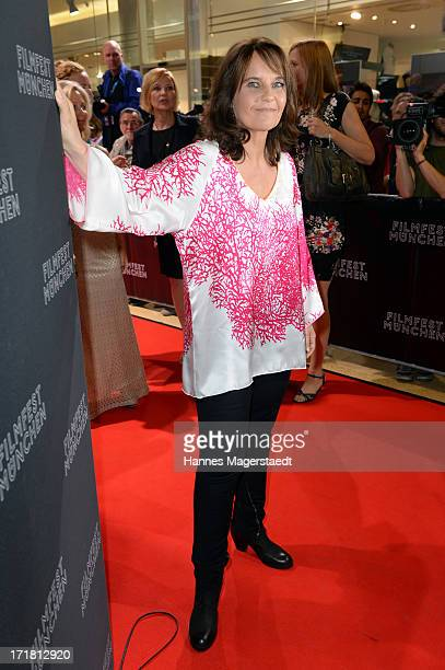 Caroline Link attends Munich Film Festival 2013 Opening at the Mathaeser Filmpalast on June 28 2013 in Munich Germany