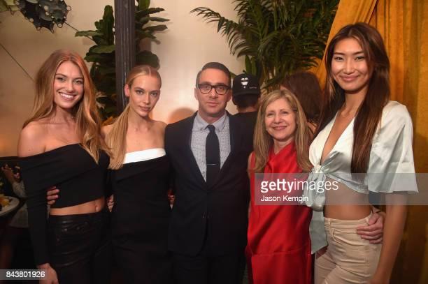 Caroline Lowe Hannah Ferguson President E Entertainment Adam Stotsky President Lifestyle Networks NBCUniversal Cable Entertainment Frances Berwick...