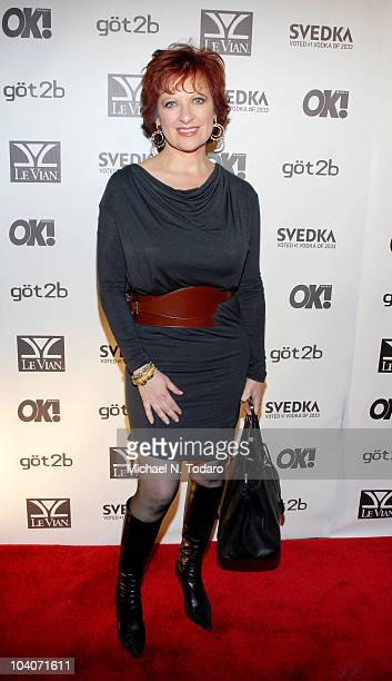 Caroline Manzo attends OK Magazine USA's fifth anniversary party at Avenue on September 13 2010 in New York City