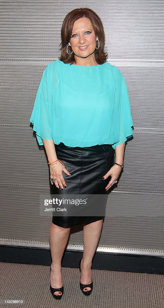 Caroline Manzo attends the 'Real Housewives of New Jersey' Season 4 viewing party at The Chandelier Room on April 22, 2012 in Hoboken, New Jersey.