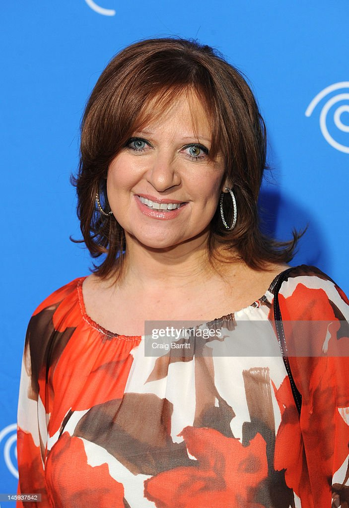 Caroline Manzo attends the Time Warner Cable Media 'Cabletime' Upfront at Yotel Hotel on June 7, 2012 in New York City.