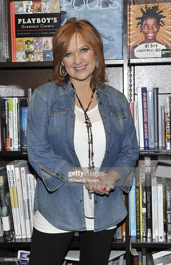 <a gi-track='captionPersonalityLinkClicked' href=/galleries/search?phrase=Caroline+Manzo&family=editorial&specificpeople=5841102 ng-click='$event.stopPropagation()'>Caroline Manzo</a> promotes the new book 'Let Me Tell You Something: Real Housewife, Tough-Love Mother And Smart Businesswoman' at Barnes & Noble Tribeca on March 26, 2013 in New York City.