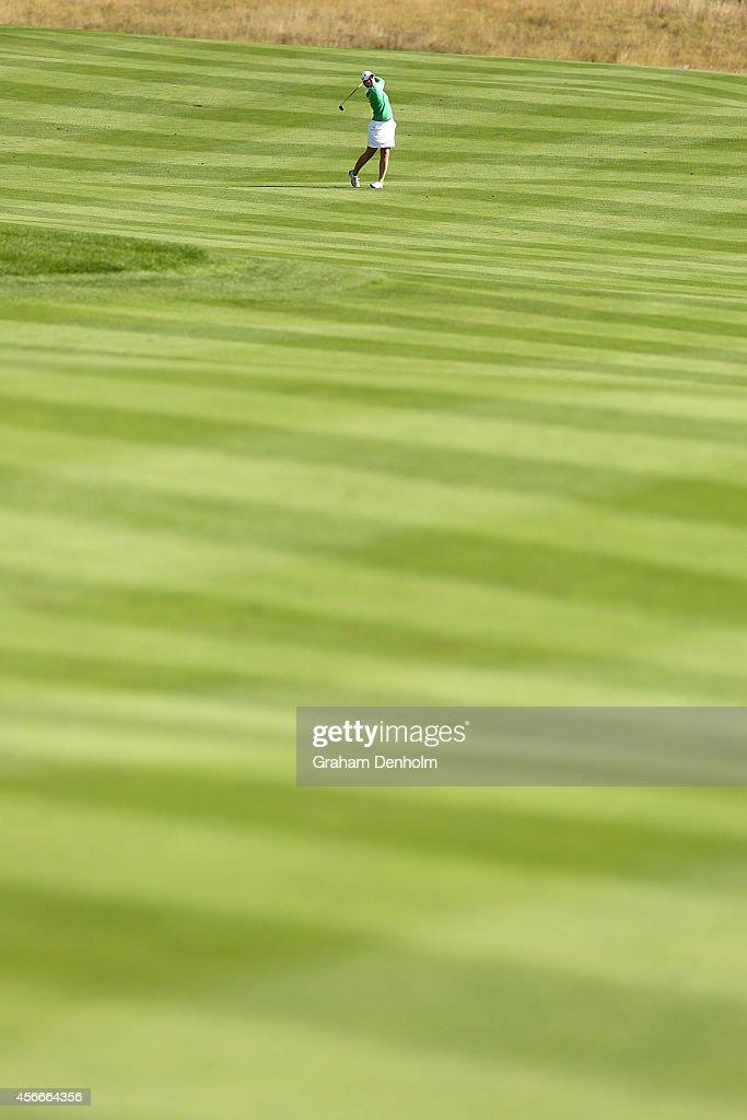 2014 Reignwood LPGA Classic - Day 4