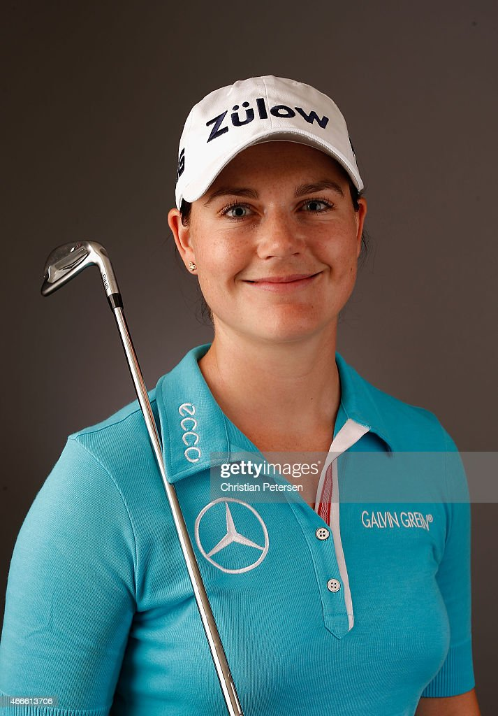 <a gi-track='captionPersonalityLinkClicked' href=/galleries/search?phrase=Caroline+Masson&family=editorial&specificpeople=2259560 ng-click='$event.stopPropagation()'>Caroline Masson</a> of Germany poses for a portrait ahead of the LPGA Founders Cup at Wildfire Golf Club on March 17, 2015 in Phoenix, Arizona.