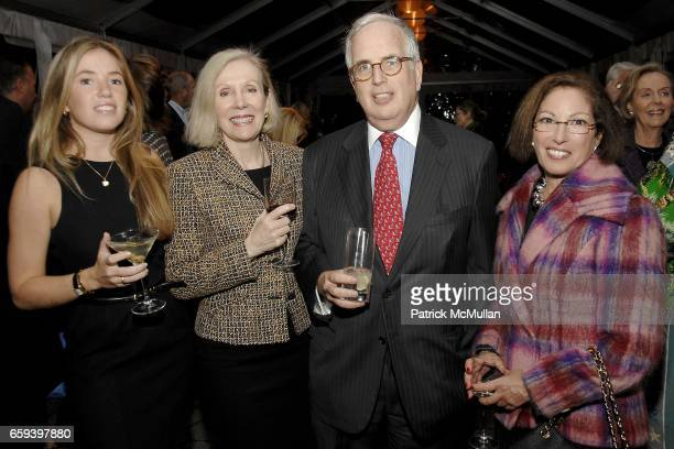 Caroline Nussbaum Kane Nussbaum Marty Nussbaum and Gail Karr attend WILLIAM FLAHERTY Hosts Book Party for JAMES GARDNER's THE LION KILLER at The...