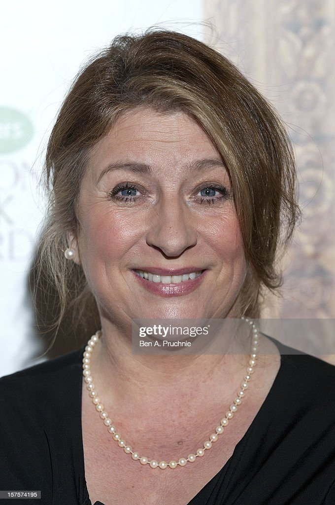 Caroline Quentin attends the Specsavers National Book Awards at Mandarin Oriental Hyde Park on December 4, 2012 in London, England.