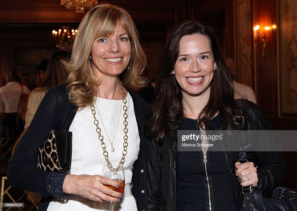 Caroline Rees and Rachel Comby attend The New York Society For The Prevention Of Cruelty To Children's 2013 Spring Luncheon at The Pierre Hotel on April 18, 2013 in New York City.