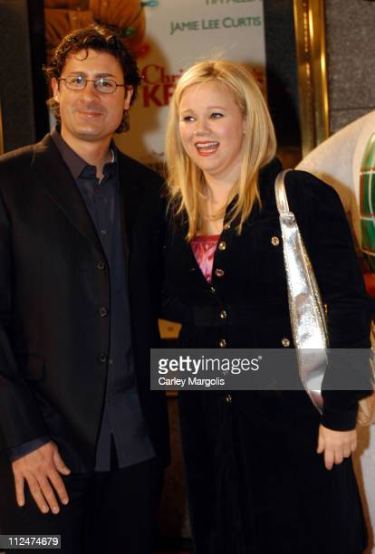 Caroline Rhea and guest during 'Christmas with the Kranks' New York Premiere at Radio City Music Hall in New York City New York United States