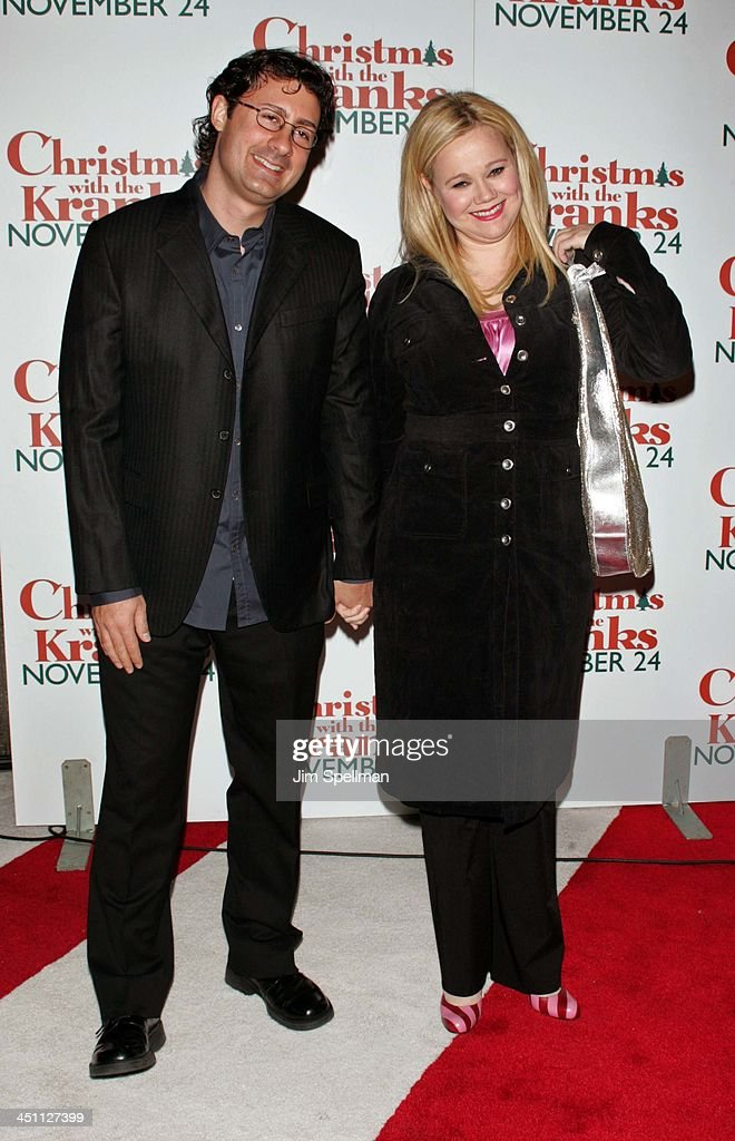 Caroline Rhea (right) and guest during Christmas with The Kranks New York City Premiere - Outside Arrivals at Radio City Music Hall in New York City, New York, United States.