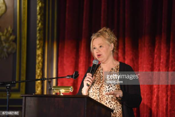 Caroline Rhea attends Girls Inc of New York City 2017 Spring Luncheon at The Metropolitan Club on April 24 2017 in New York City