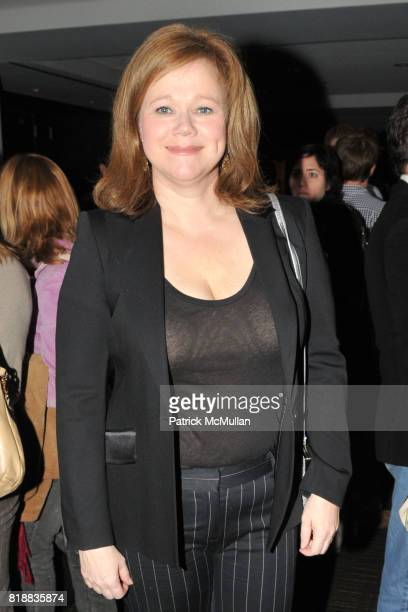 Caroline Rhea attends TIME INC Live and Unfiltered Presents ROUGH JUSTICE Hosted by FORTUNE at Time and Life Building Screening Room on April 26 2010...