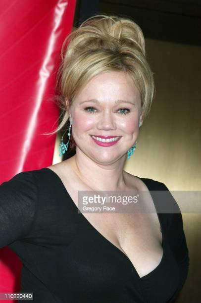 Caroline Rhea during 2005/2006 NBC UpFront Red Carpet at Radio City Music Hall in New York City New York United States